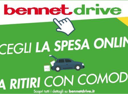 A LENTATE APRE L'OTTAVO BENNET DRIVE DELL'INSEGNA COMASCA