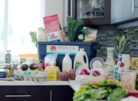 """A Vancouver in Canada Walmart e SPUD puntano su una consegna a domicilio """"green"""""""