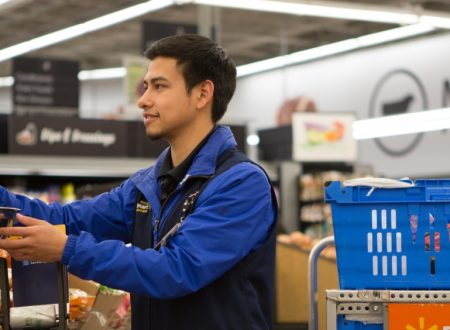 "WALMART guarda al ""Coast to Coast"" per il suo servizio on-line Grocery Delivery"