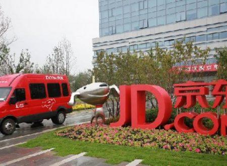 Google investe 550 milioni di dollari in una partnership strategica con JD.com